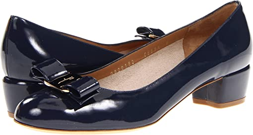 Oxford Blue Patent