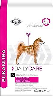 Eukanuba Daily Care Adulto - Alimento seco para perros con una digestión sensible, 2.5kg