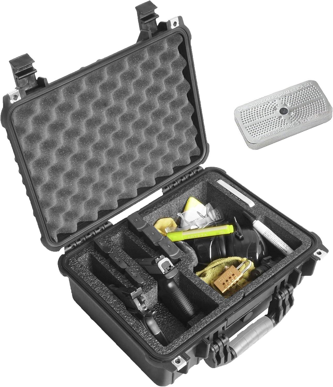 Case Club 2 Pistol Pre-Cut Case