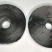 40/mm Essential Bes/ätze Baumwolle /& Acryl Gurtband Tape Licht lila/ /Meterware