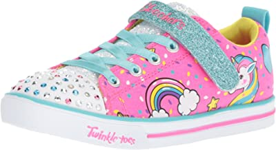 Sparkle Lite-Unicorn Craze Sneaker Kids Skechers Kids