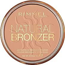 Rimmel Natural Bronzer, Sunshine, 0.49 Fluid Ounce