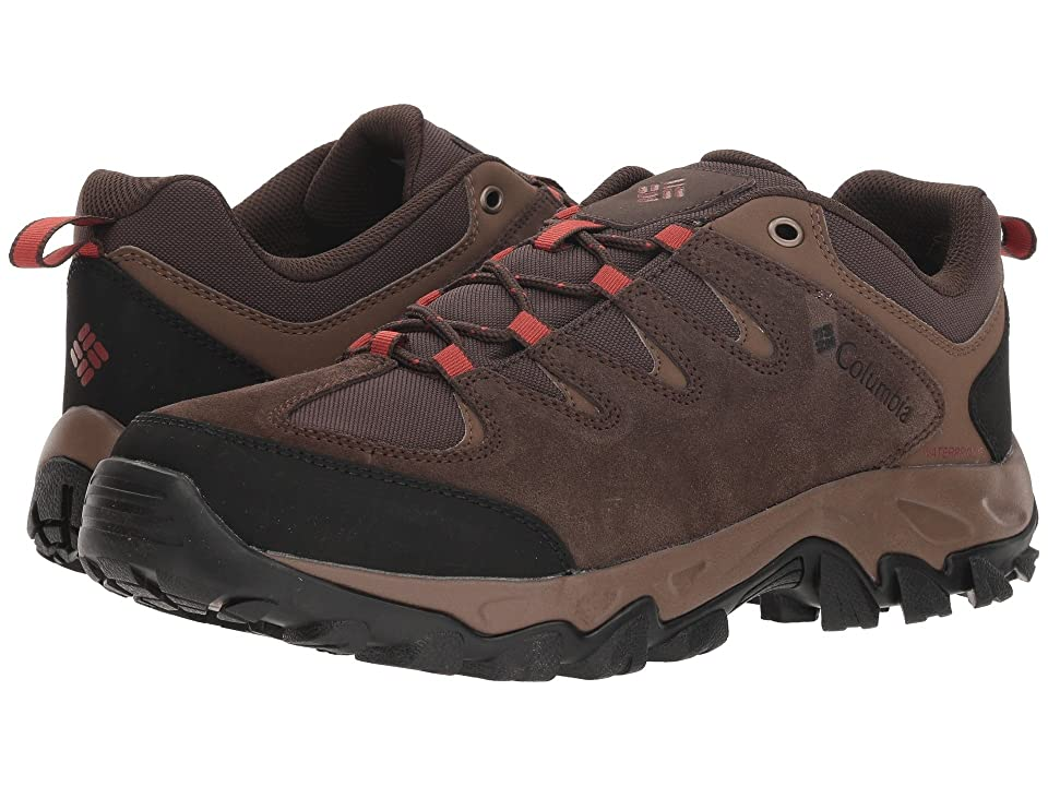Columbia Buxton Peaktm Waterproof (Cordovan/Rusty) Men