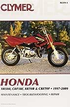 Honda XR50R CRF50F XR70R CRF70F 1997-2009 (Clymer Pro)