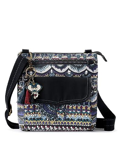Sakroots Camino Swing Pack (Multi One World) Handbags