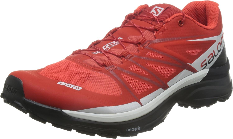 SALOMON Unisex Unisex Unisex Vuxnas L39121500 Low Rise Hiking stövlar  stor rabatt
