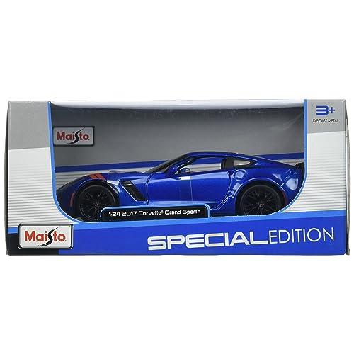 Diecast Corvette Model: Amazon com