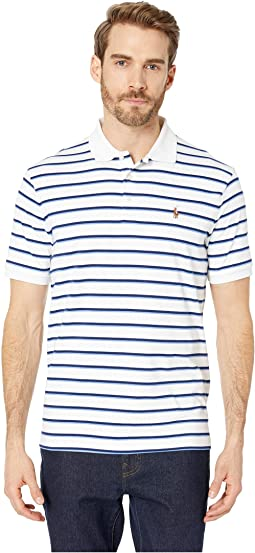 Soft Touch Pima Polo Short Sleeve Classic Fit