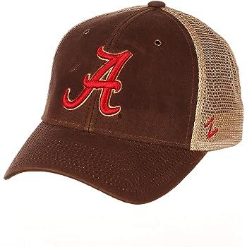 NCAA Zephyr Alabama Crimson Tide Mens Hayashi Relaxed Hat Adjustable Camo