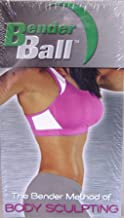 The Bender Ball Method of Body Sculpting Workout VHS Video