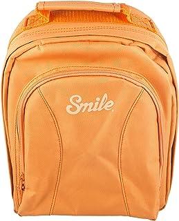 Smile Smart Backpack - Mochila para cámara fotográfica (Interior Acolchado, separadores Interiores extraíbles) Color salmón