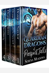 Guardian Dragons of Prospect Falls: (A Paranormal Shifter Romance) Kindle Edition