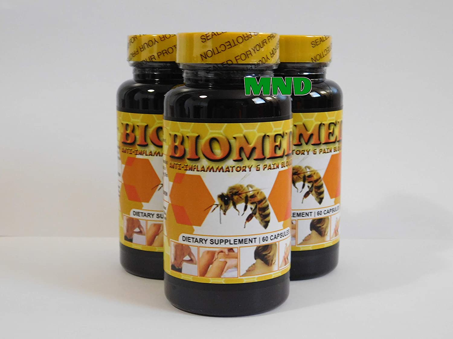 Sale Special Price 3 Biomed Muscle Joint Therapy Sales of SALE items from new works Anti-Inflammatory Arthritis BioBee