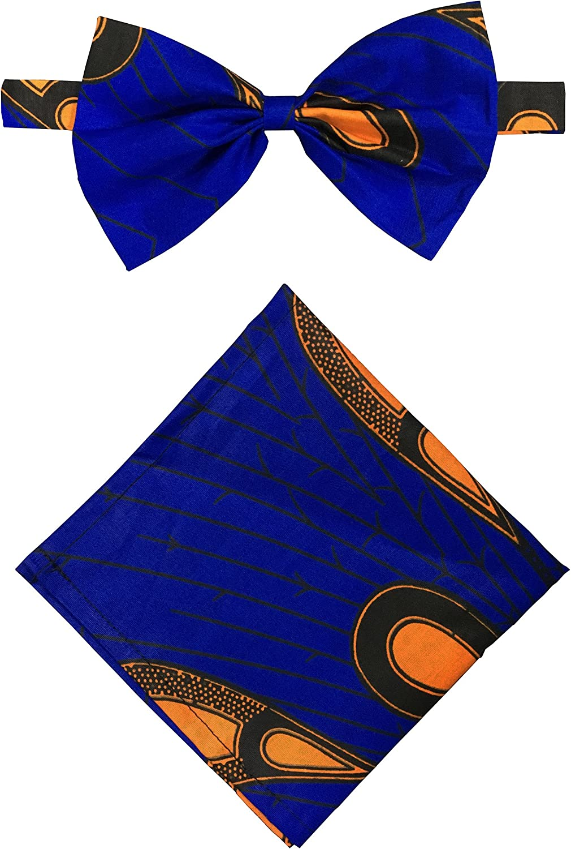 African Wax Print Fabric Bow Ankara Tie Ranking TOP17 Ranking TOP19 Men's