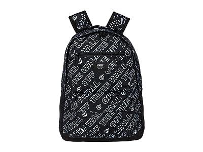 Vans Startle Backpack (Black Dimension) Backpack Bags