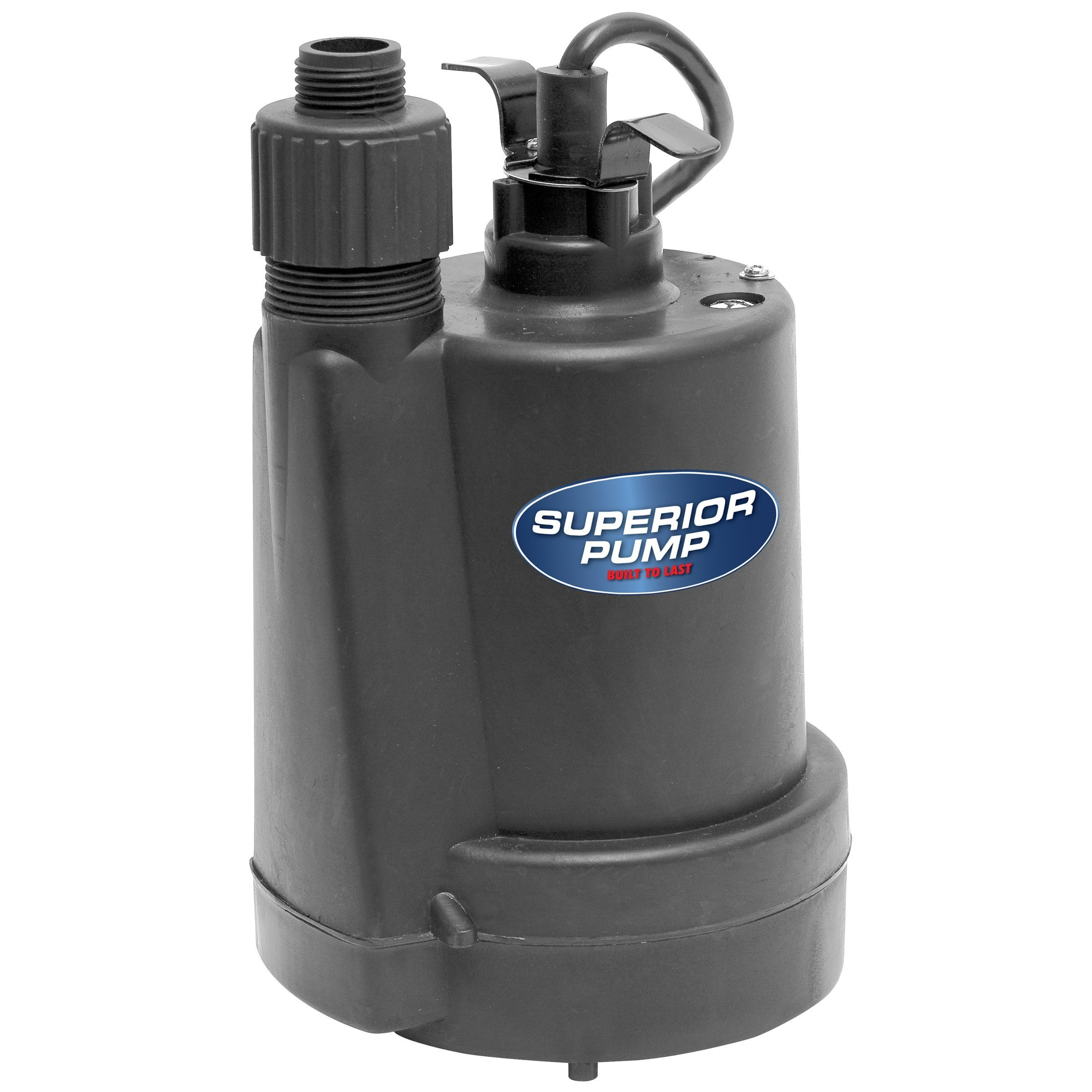 Superior Pump Thermoplastic Submersible Utility