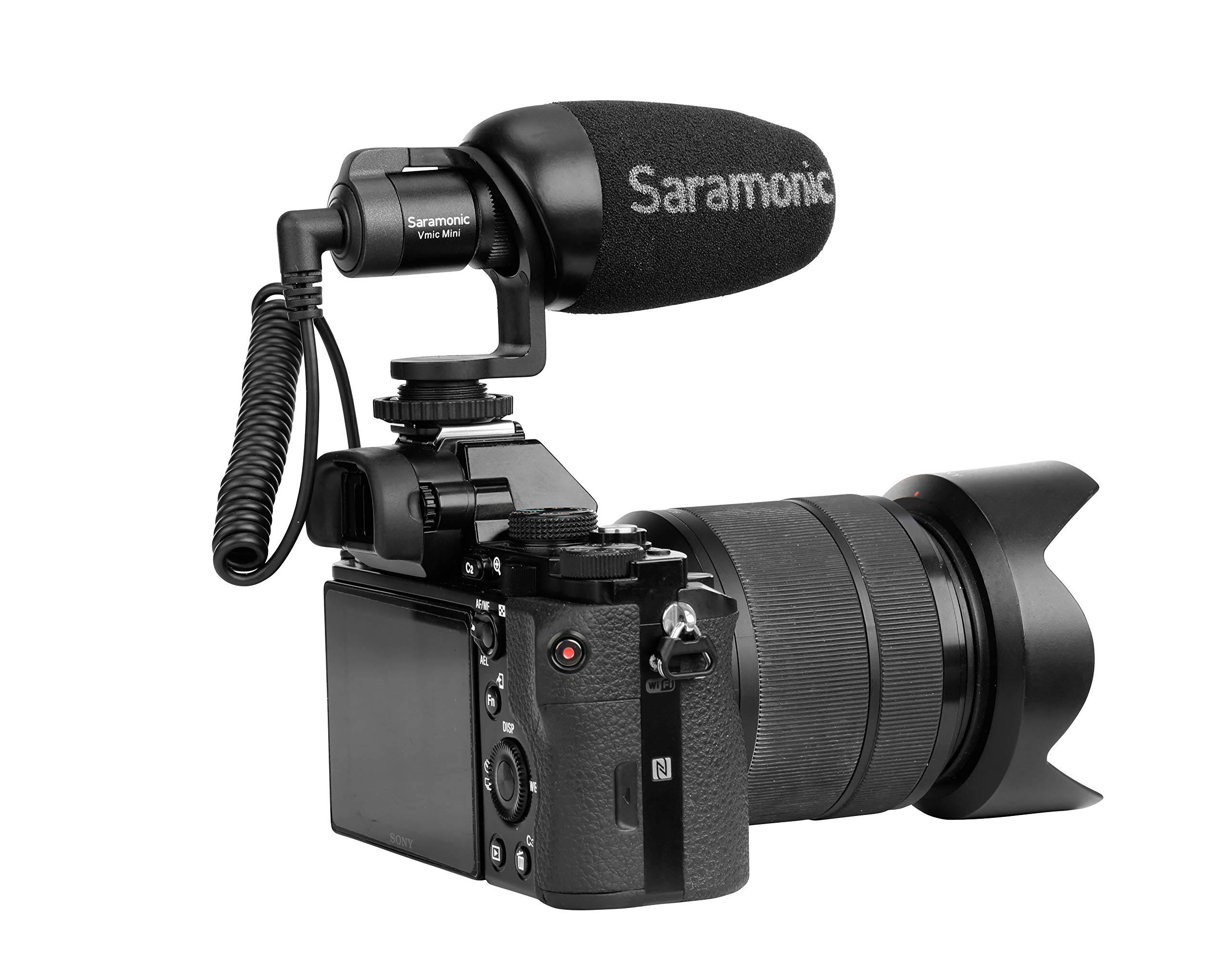 SARAMONIC VMIC MINI MICROFONO DSLR Y SMARTPHONES: Amazon.es ...