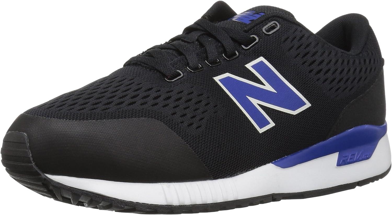 New Balance Men's 005v1 Sneaker, Black/Royal, 6.5 4E US B0752MJZD9  | Verkauf