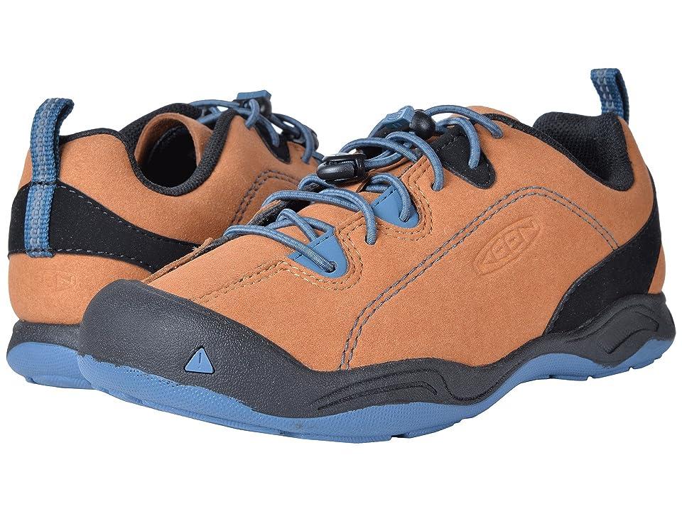 Keen Kids Jasper (Little Kid/Big Kid) (Cathay Spice/Orion Blue) Boys Shoes