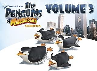 The Penguins of Madagascar Volume 3