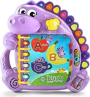Best leapfrog dino's delightful day alphabet book purple Reviews