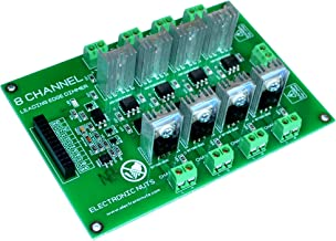 8 Channel Digital Ac Programmable Light Dimmer Module Controller Board For MCU Arduino Raspberry Compatible 50/60hz 110V, 220V IOT Home Projects