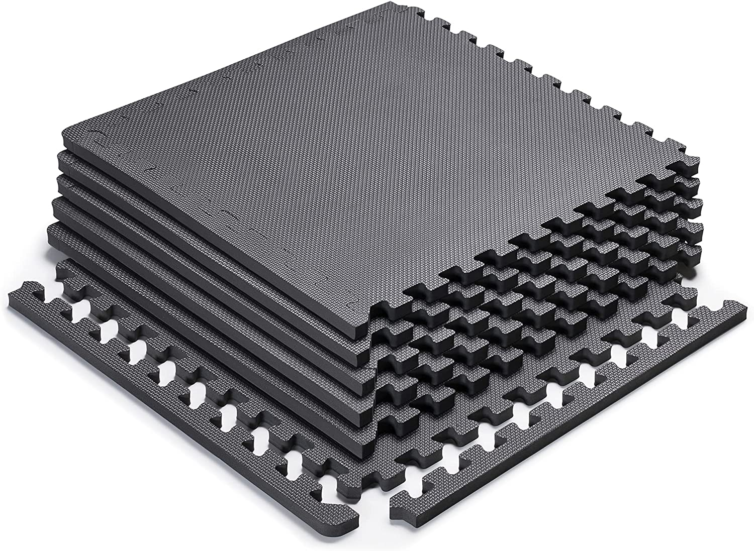 Special price for a limited time Marcy Interlocking High Density Non-Slip 24 Fitness Eq security ft Mat sq