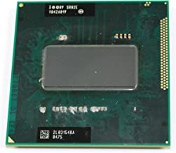 Intel Core i7-2920XM SR02E 2.5Ghz 8MB Quad-core Mobile Extreme Edition CPU Processor Socket G2 988-pin (Renewed)