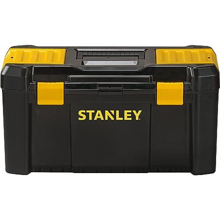 """STANLEY STST1-75520 Cassetta Porta Utensili, Nero/Giallo, 19"""""""