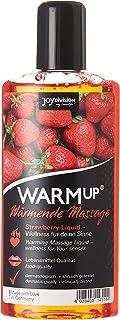 Warm Up Massage Oil Strawberry - 150 ml