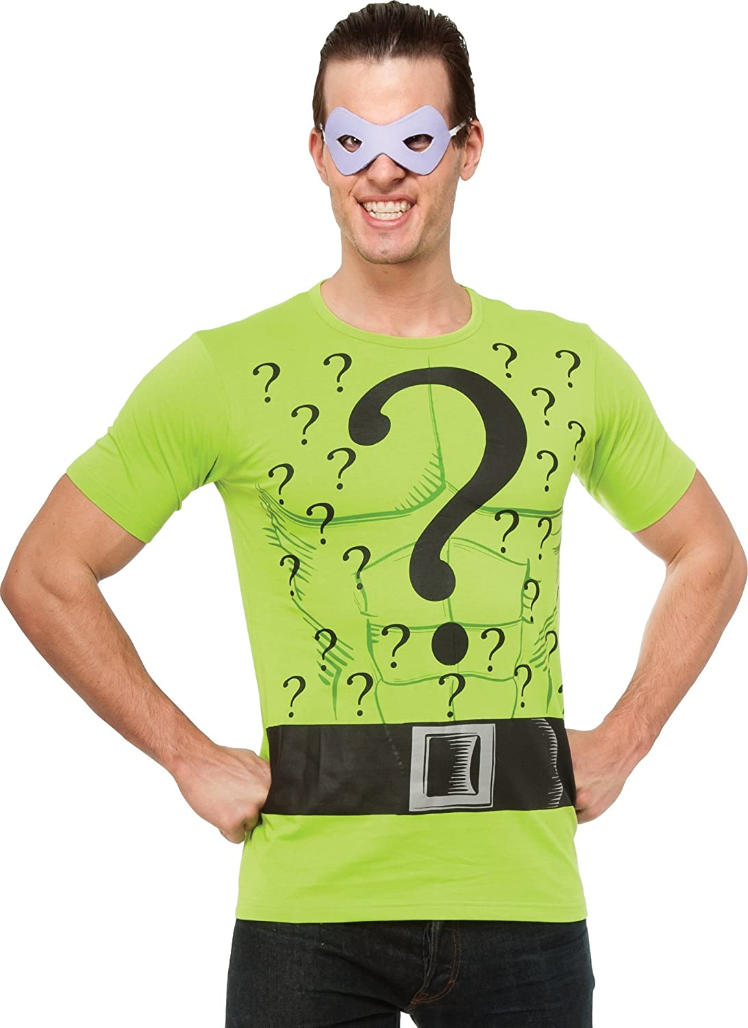 Rubie's Costume SALENEW very popular! Sale Special Price Costumes DC Comics Ridd The Justice League Adult