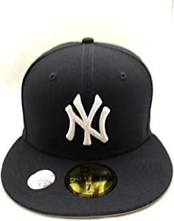 New York Yankees 59FIFTY Champions Navy Hat with World Series Side Patch