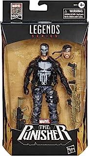 Exclusive Marvel Legends Punisher 15cm Action Figure