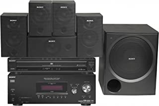 Sony HT-7000DH XM-Ready Five-Disc DVD Component Home Theater System (5.1 Channel) (Discontinued by Manufacturer)
