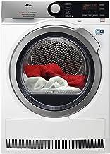 AEG T9DE79685 Wärmepumpentrockner / 3D Scan - Trocknet Nachhaltiger/FiberPro – Punktgenaue Trockenergebnisse / 8,0 kg/A / energiesparend/Mengenautomatik/Knitterschutz/Kindersicherung