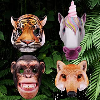 Best animal mask templates 3d Reviews
