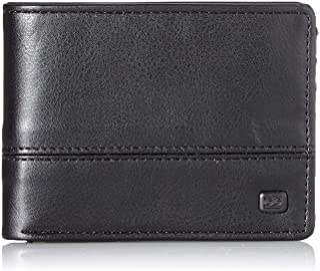 BILLABONG Dimension for Men, Travel Accessory-Bi-Fold Wallet