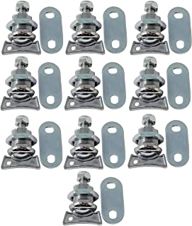 Thumb Cam Lock (5/8 Inch, Pack of 10)