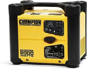 CHAMPION POWER EQUIPMENT 2000-Watt Stackable Portable Inverter Generator