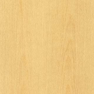 Pine Wood Veneer Sheet Clear 48x96 10 mil(Paperback)