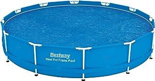 Bestway 58242 Solar Pool Cover, 12-Feet