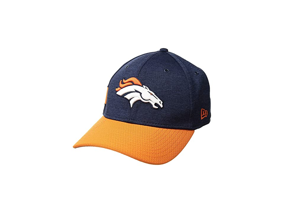 New Era - New Era 39Thirty Official Sideline Home Stretch Fit - Denver Broncos