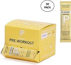 Pre Workout Powder Energy Focus Keto 100% PROMIX Performance I Men & Women Beta Alanine Taurine Tyrosine Vitamin B12 Weight Fat Loss Blast No Crash Tested Gluten Soy Free (Lemonade- 30 Servings)