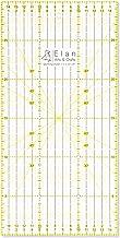 Elan R/ègle Patchwork 30cm x 15 cm R/ègle Japonaise Couture Regle pour Patchwork Quilting Accesoire Regle Couture Regle Transparente Universelle Regle Japonaise Couture R/ègle de couture