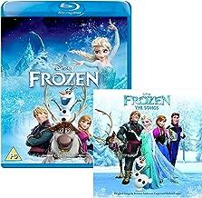 Frozen - Walt Disney Movie and Soundtrack Bundling - Blu-ray and CD