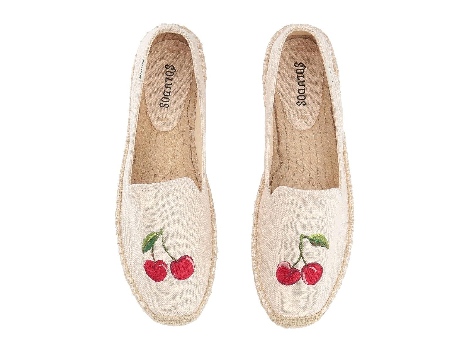 Men's/Women's:Soludos Cherries Cherries Cherries Smoking Slipper: Quality c25e67
