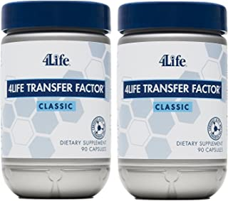 4Life Transfer Factor Classic (2 Pack)