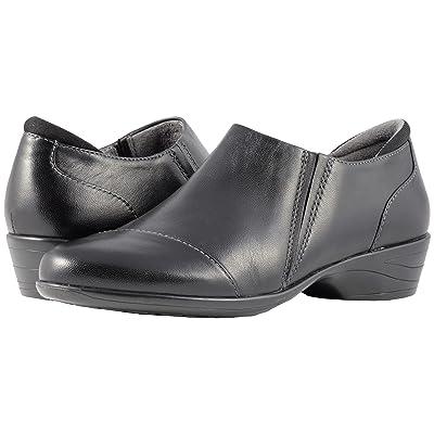 SoftWalk Charming (Black Professional Leather) Women