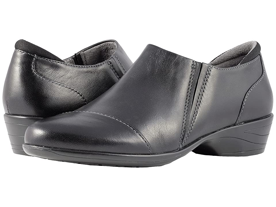 SoftWalk Charming (Black Professional Leather) Women