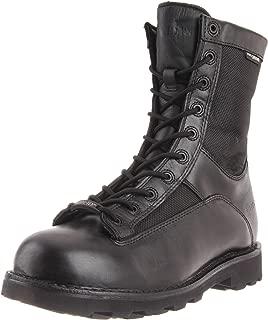 Bates Men's Defender 8 Inch Lace To Toe Waterproof Waterproof Boot